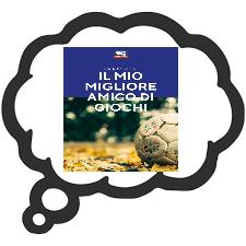 """COM'E' NATO """"IL MIO MIGLIORE AMICO DI GIOCHI"""""""
