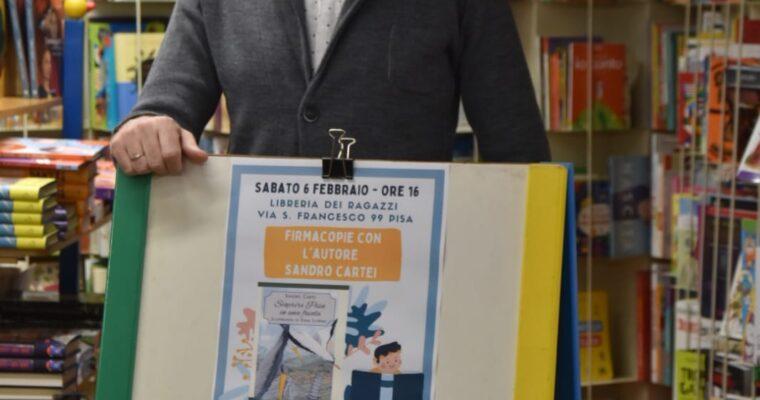 """FIRMACOPIE """"SCOPRIRE PISA IN UNA FAVOLA"""", 06 Febbraio 2021, Libreria dei Ragazzi, Pisa"""